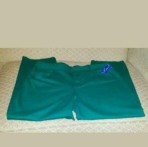 New KIM ROGERS Straight leg Pants 16P Short